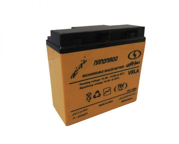 باتری 18 آمپر ups