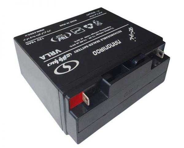 باتری ups 18 آمپر